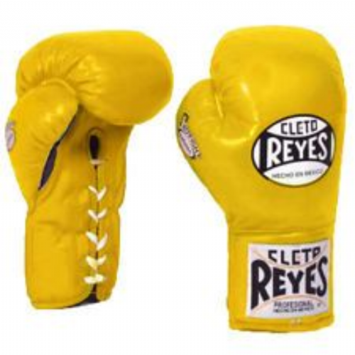 Cleto Reyes Safetech Contest Gloves - Yellow